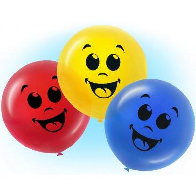 Арт.001 Воздушные шары с гелием «Улыбка» 15 шт. Gemar, Италия