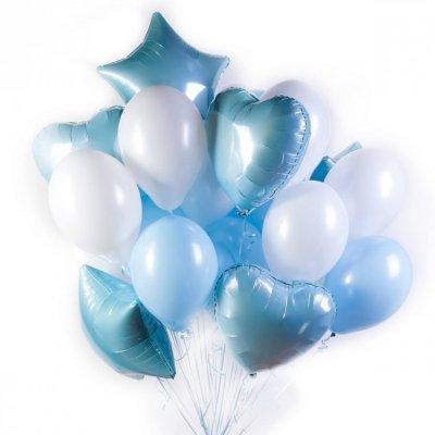 Арт.281 Букет из воздушных шаров №4