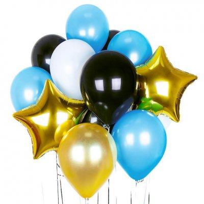 Арт.285 Букет из воздушных шаров № 8